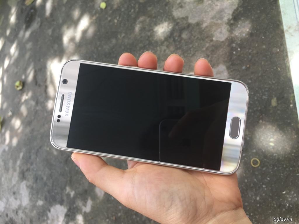 Cần Bán : Samsung Galaxy S6 Mỹ 99% - 4
