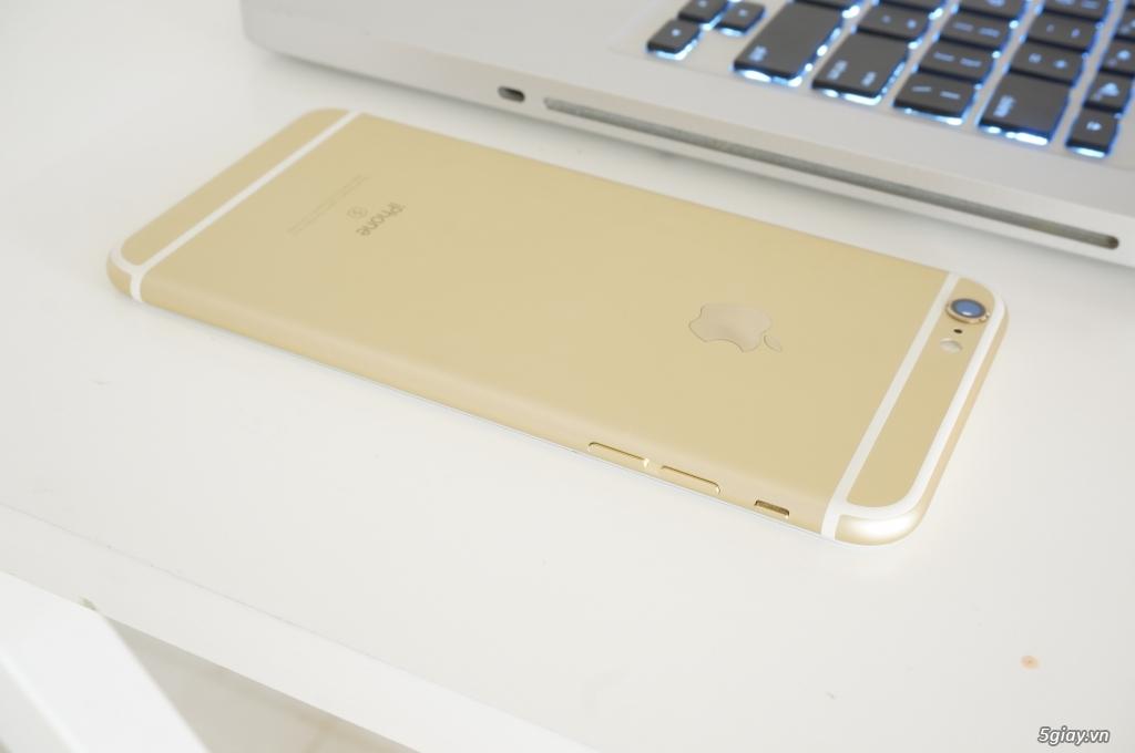 6s Plus màu Gold Quốc Tế 128GB 99% - 3