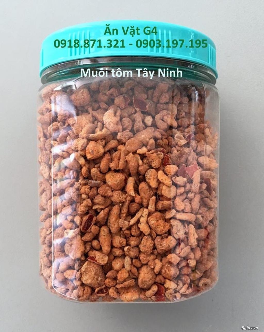 Bánh tráng & muối tôm Tây Ninh - 23