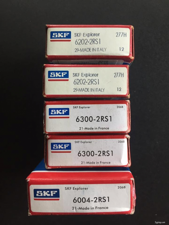 Bạc đạn Skf Full D 224 N Ch 226 N Cho Exciter 135 150 Raider 150