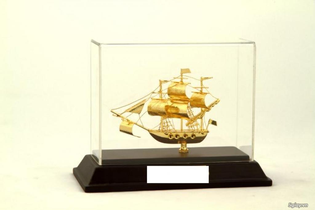 Chuyên bán mô hình các loại - Mô hình thuyền buồm bằng đồng - 11