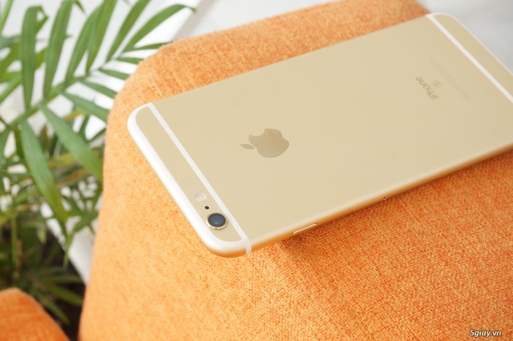 em bán 6s Plus 64Gb Gold Used 99%, còn rất đẹp, chưa cấn, chưa móp - 2