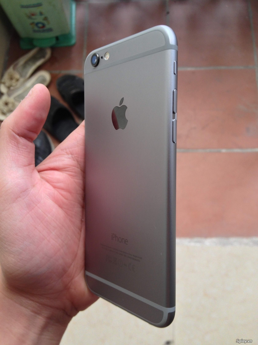 Iphone 6 space gray 64Gb Quốc Tế - 1
