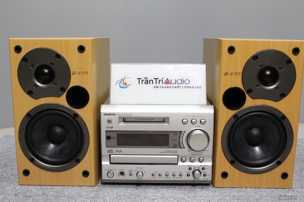 Máy nghe nhạc MINI Nhật đủ các hiệu: Denon, Onkyo, Pioneer, Sony, Sansui, Kenwood - 9