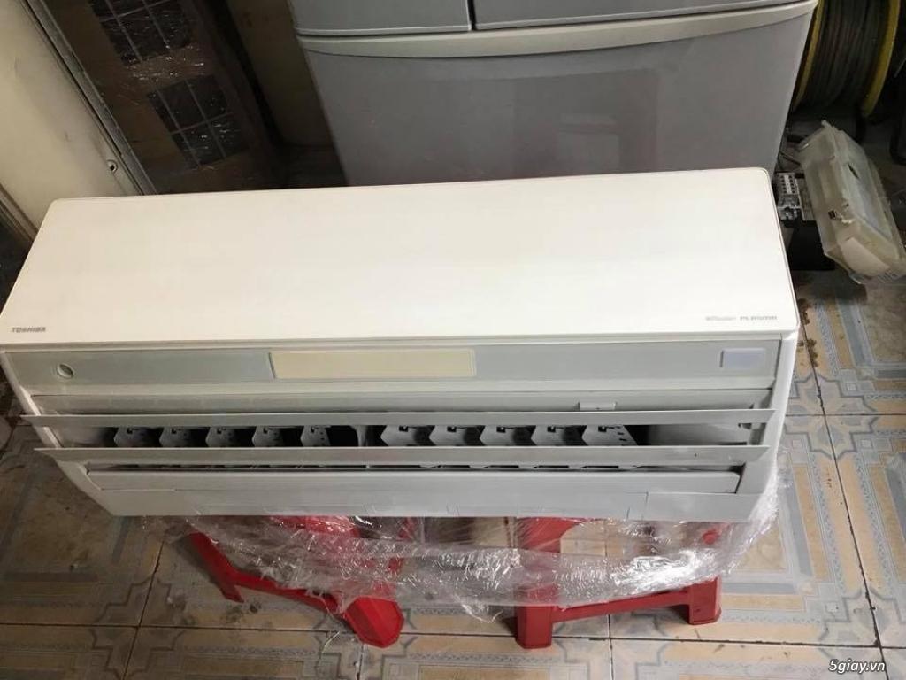 Máy Lạnh Nội Địa Nhật Inverter - Đời Cao , Máy Vip - 5