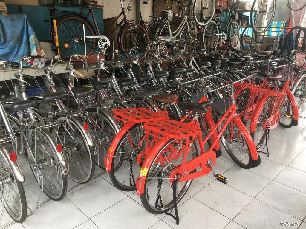 Xe đạp Nhật đã qua sử dụng giá rẻ! - 1