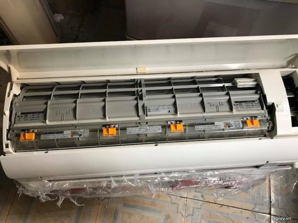 Máy Lạnh Nội Địa Nhật Inverter - Đời Cao , Máy Vip - 1