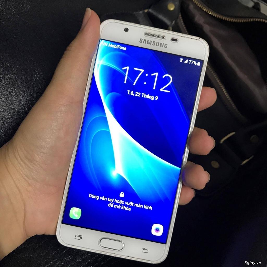 Samsung galaxy j7 prime 32gb, màu gold, đẹp 98% - 4