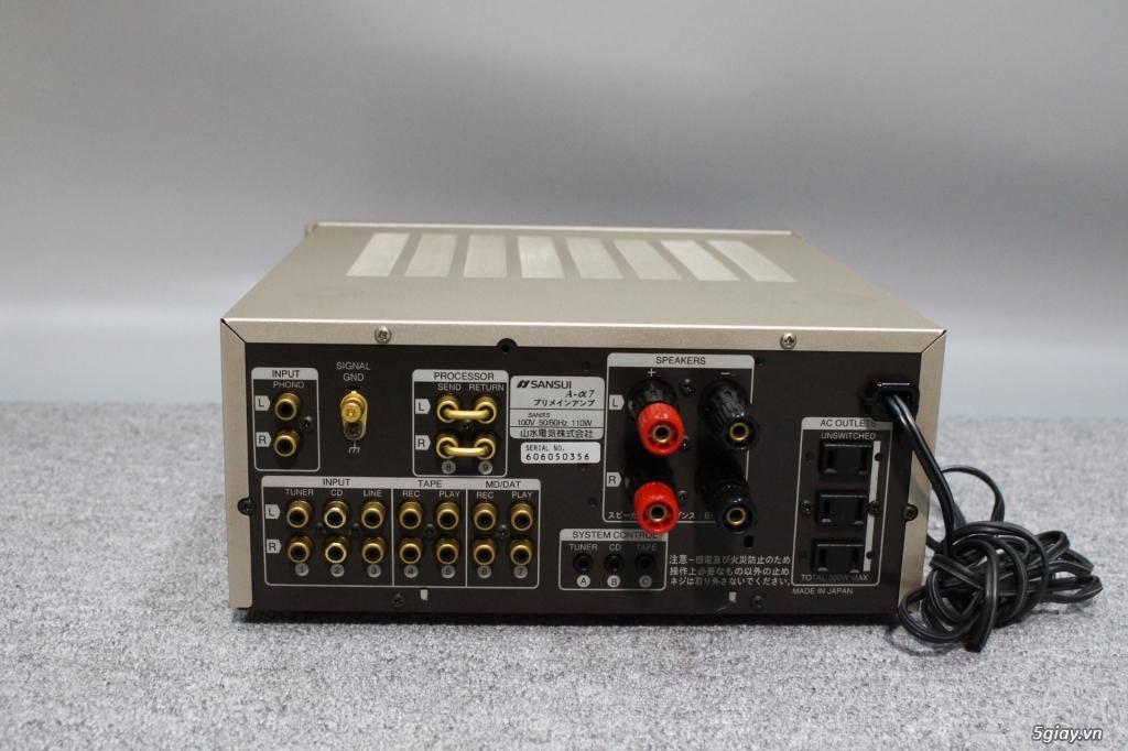 Máy nghe nhạc MINI Nhật đủ các hiệu: Denon, Onkyo, Pioneer, Sony, Sansui, Kenwood - 31