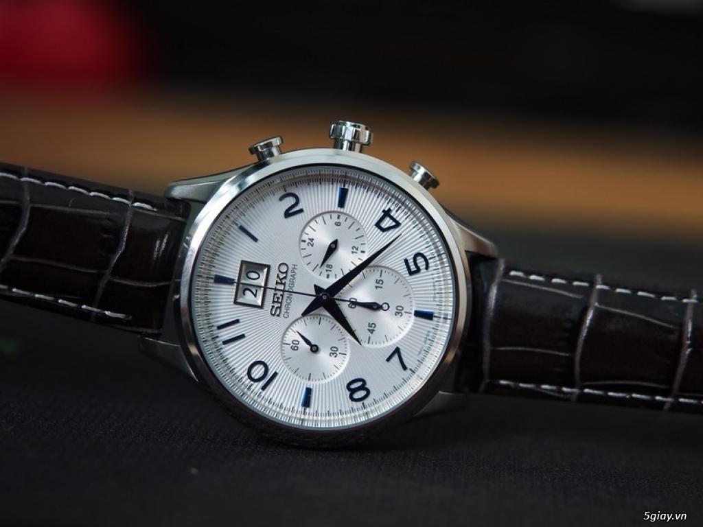 Đồng hồ Seiko chính hãng, mới 100%, nguyên hộp