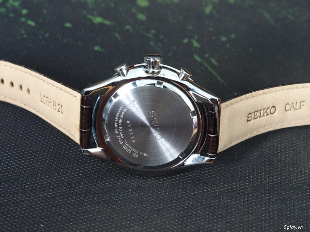 Đồng hồ Seiko chính hãng, mới 100%, nguyên hộp - 2