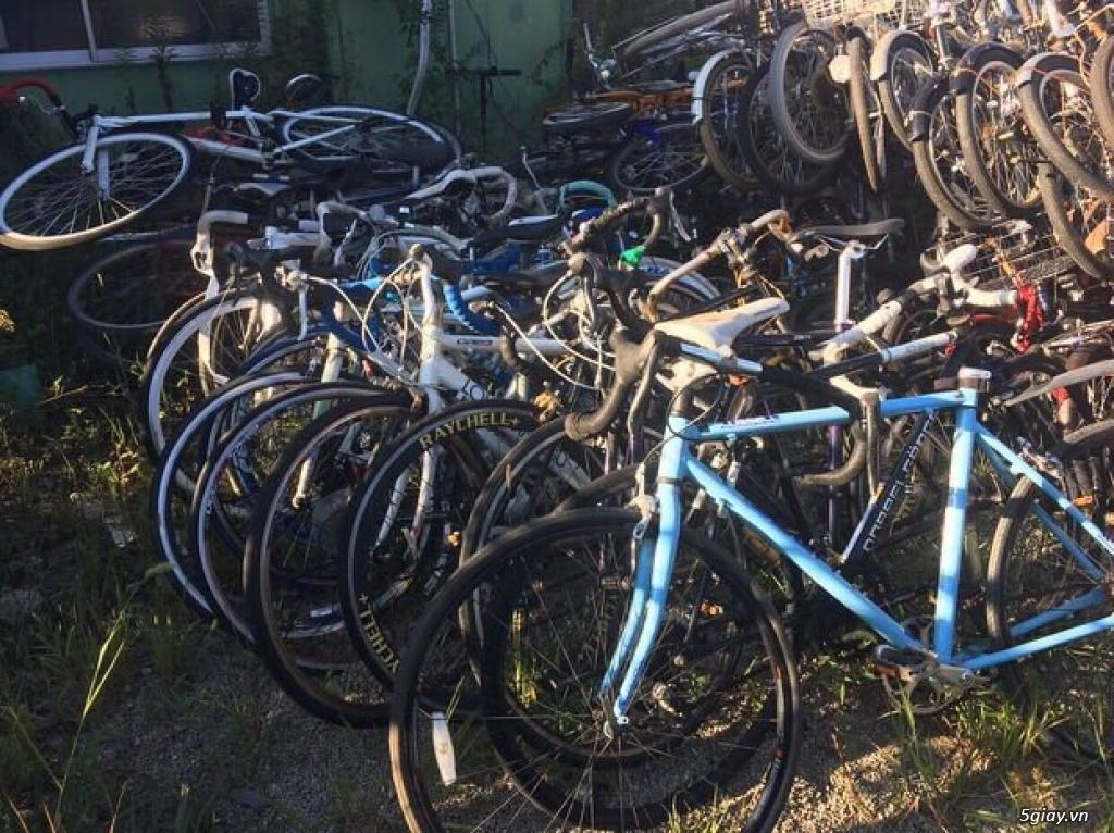 Xe đạp thể thao made in japan,các loại Touring, MTB... - 16