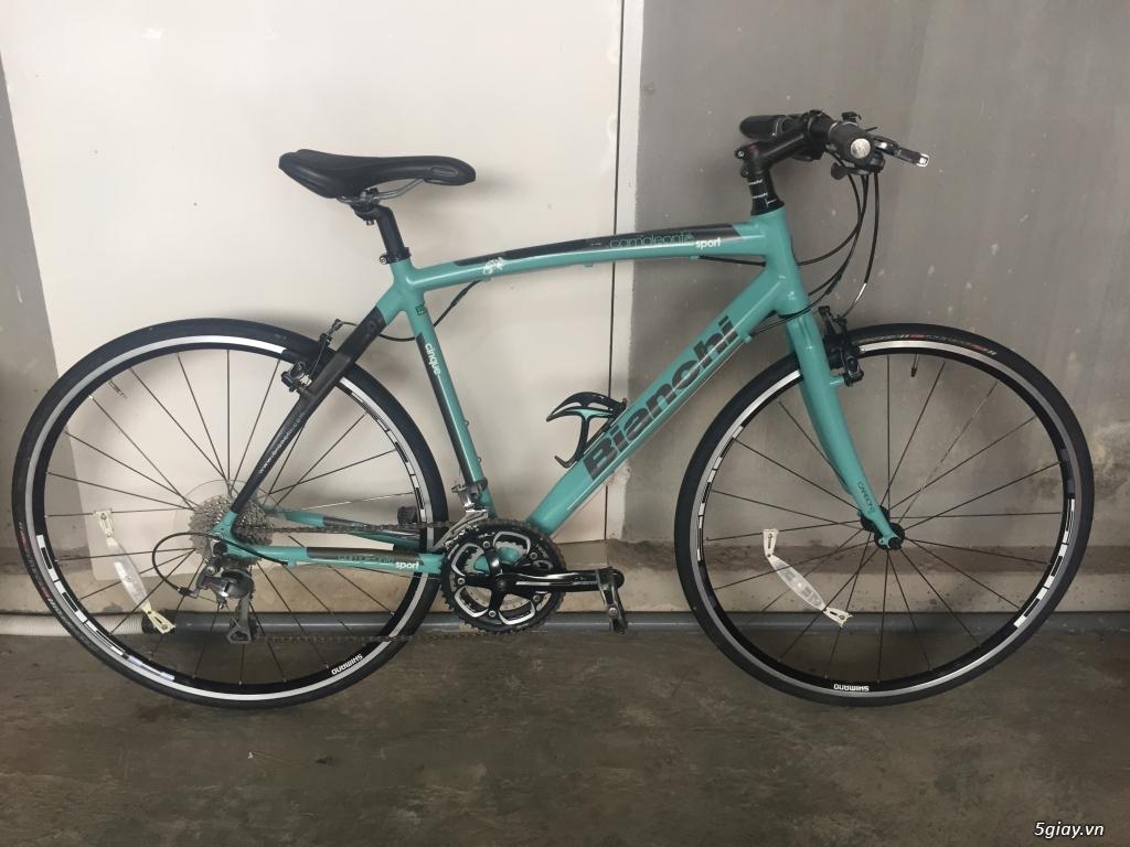 Xe đạp thể thao made in japan,các loại Touring, MTB... - 8