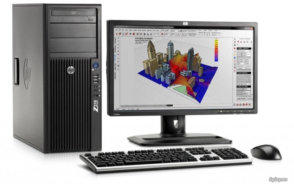 Dell Precison-HP Wokstation Chuyên Render-Đồ Họa-Dựng Phim - 8