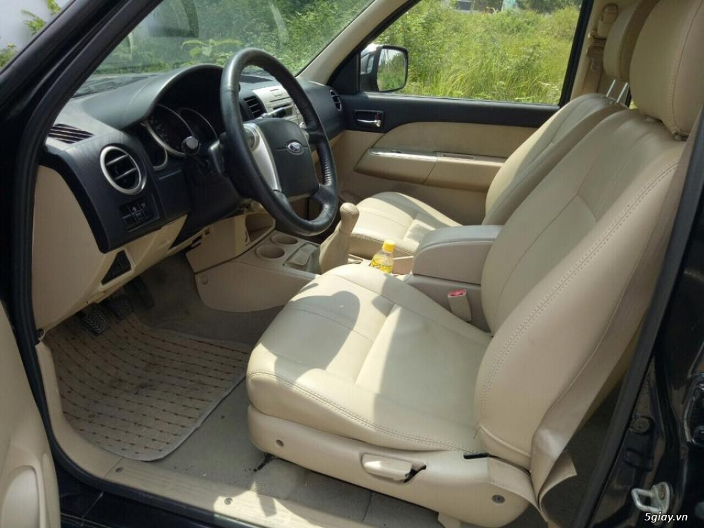 EVEREST 2.5L 2011 số sàn máy dầu xe đẹp bảo hành chính hãng 1 năm - 5