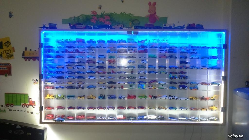 Kệ trưng bày xe mô hình 0.8m x 0.4m , giá 1.8tr - 3