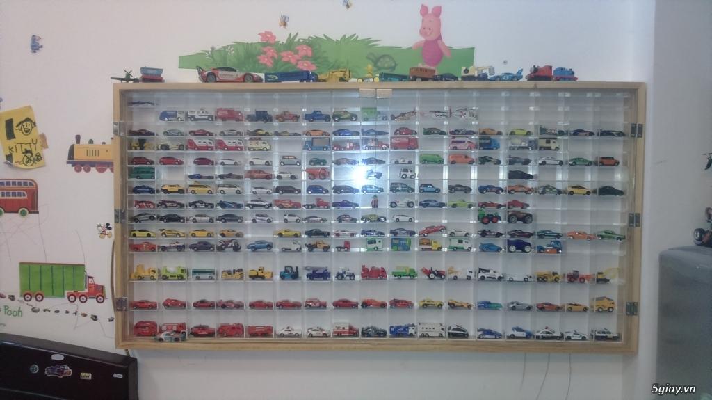 Kệ trưng bày xe mô hình 0.8m x 0.4m , giá 1.8tr - 4