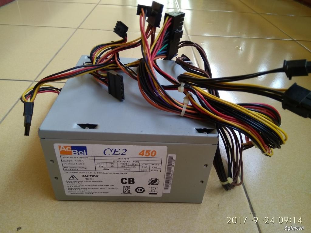 Nguồn AcBel 450W