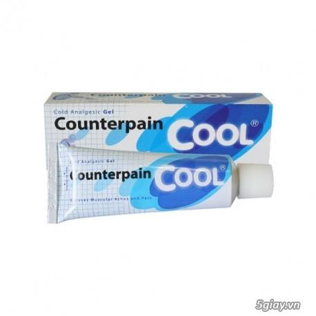 Dầu Xoa Bóp Counterpain Thái lan - 8