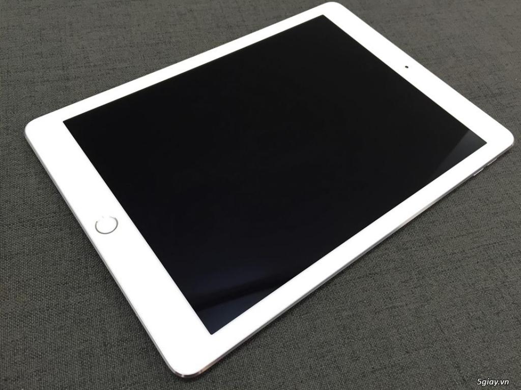 iPad Pro 9.7 Về Hàng LikeNew Máy ZIN Gía Cạnh Tranh..