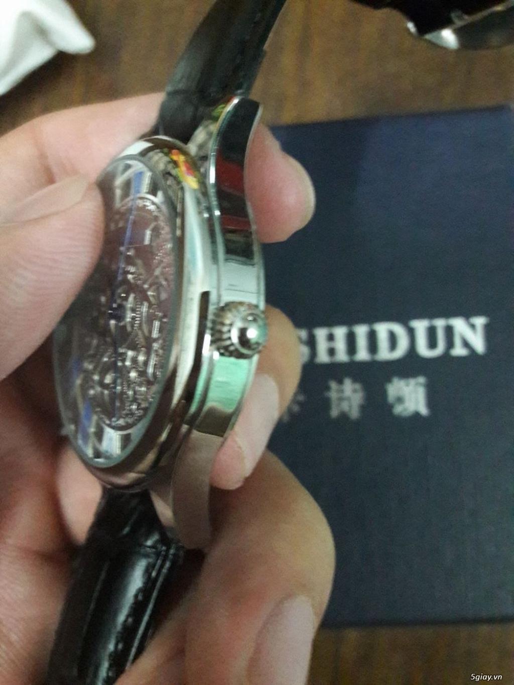 Đồng hồ nam chính hãng cực đẹp - 2