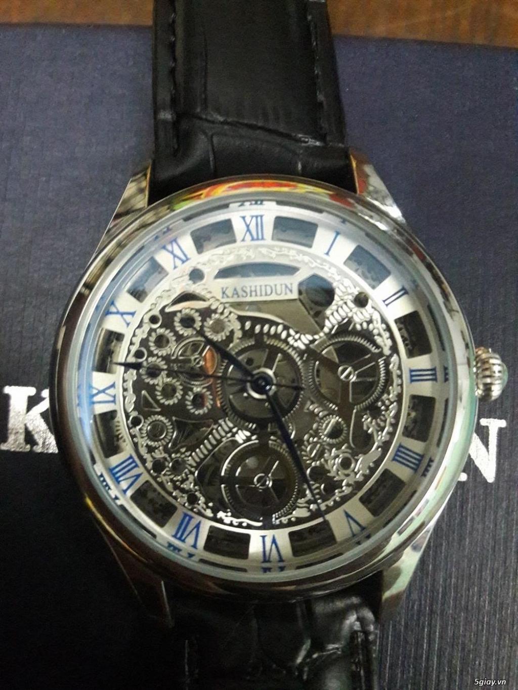 Đồng hồ nam chính hãng cực đẹp