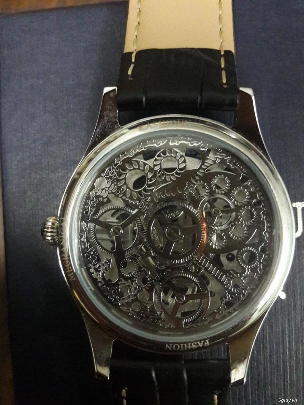 Đồng hồ nam chính hãng cực đẹp - 1