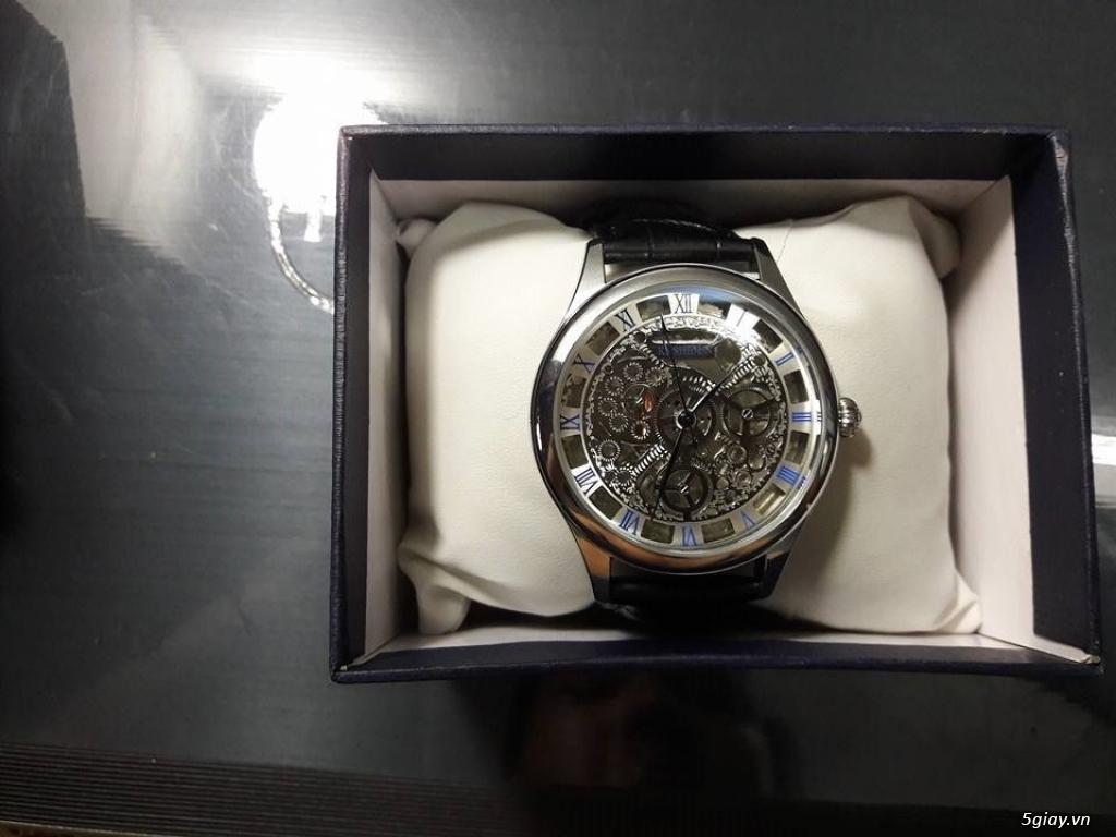 Đồng hồ nam chính hãng cực đẹp - 5