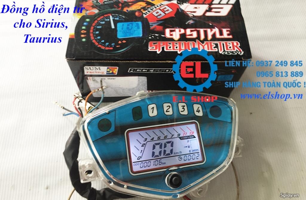 E.L SHOP - Đồng hồ điện tử cho xe máy, Koso, RX2N,... - 27