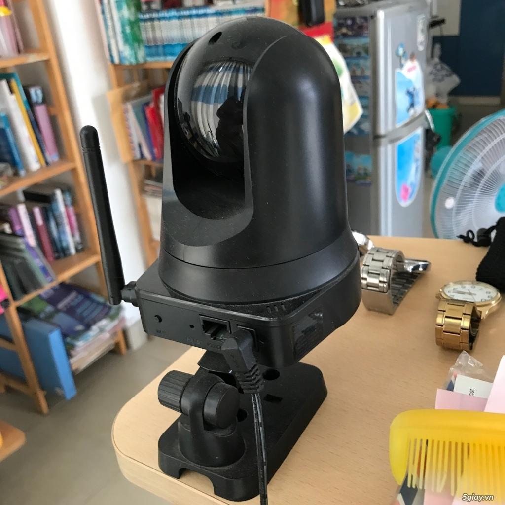## Bán 1 CameraDlink wifi indoor quan sát 4 phía,xem đêm##