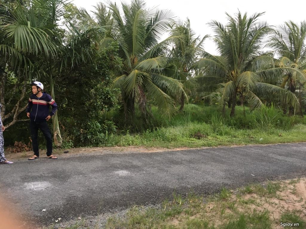 Đất nông nghiệp dt 9000m2 tại xã an phước huyện mang thít vĩnh long - 2