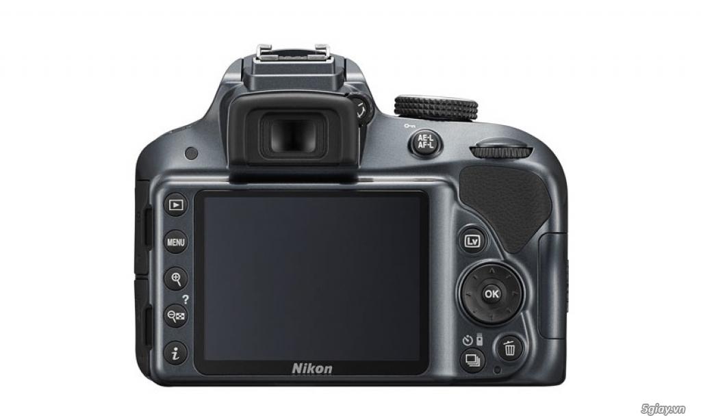 Bán máy ảnh Nikon D3300 - 2