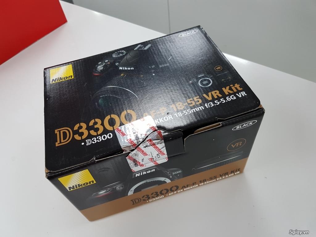 Bán máy ảnh Nikon D3300 - 8