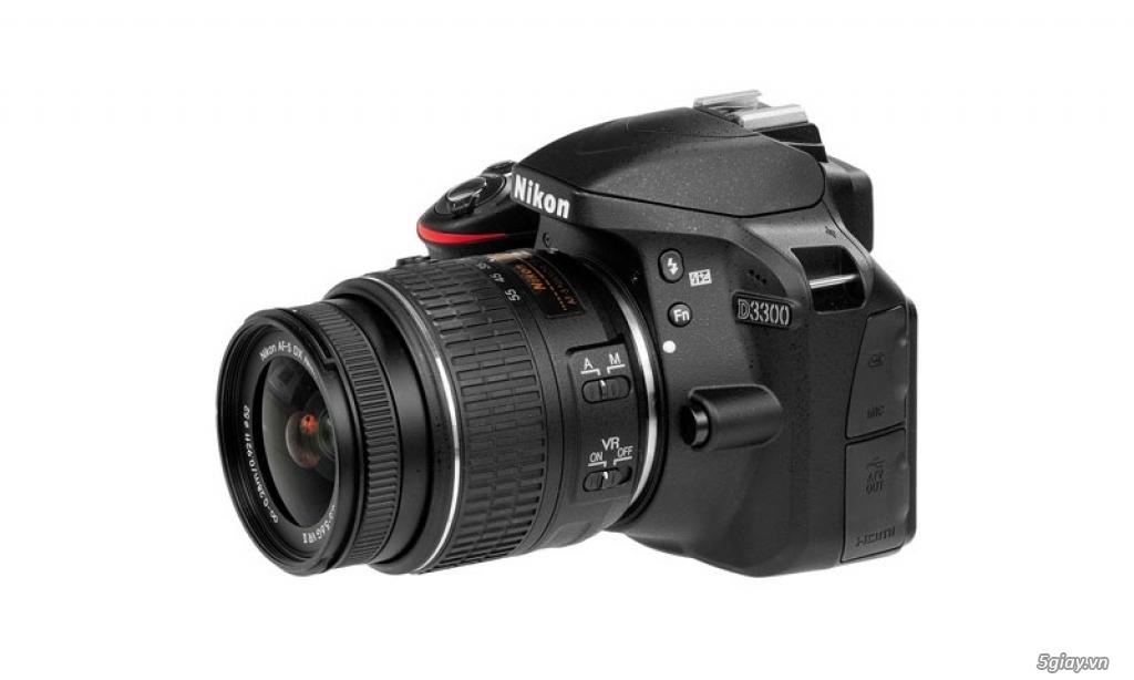 Bán máy ảnh Nikon D3300 - 3
