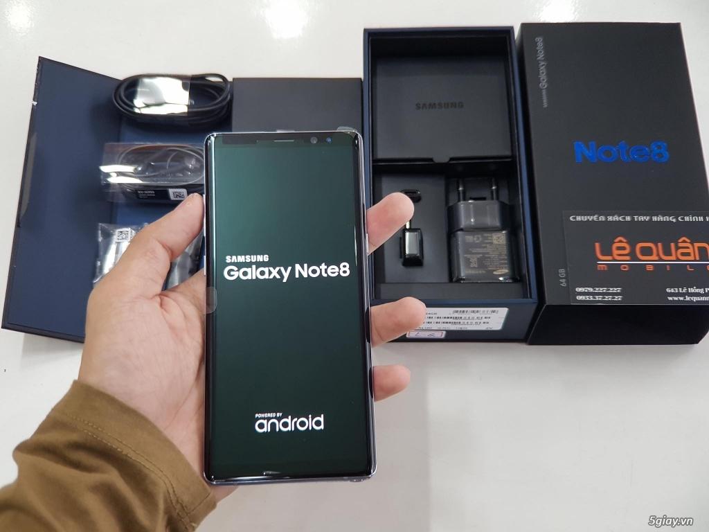 Lê Quân Mobile [Shop bán Điện Thoại Korea lâu đời nhất] >>> Note8 = 15tr6 [256GB = 16tr6] - 10