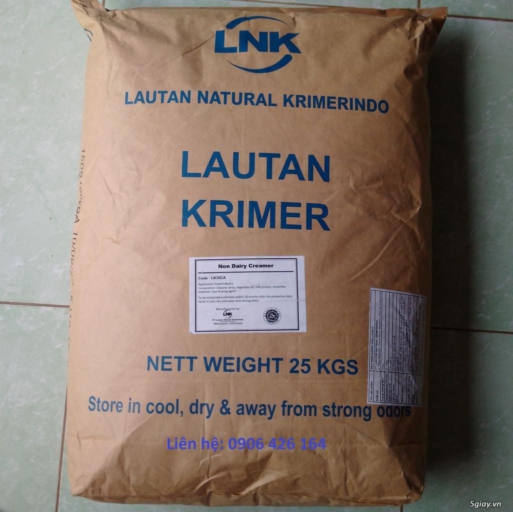 Sữa bột thực vật Non Dairy Creamer xuất xứ Indonesia
