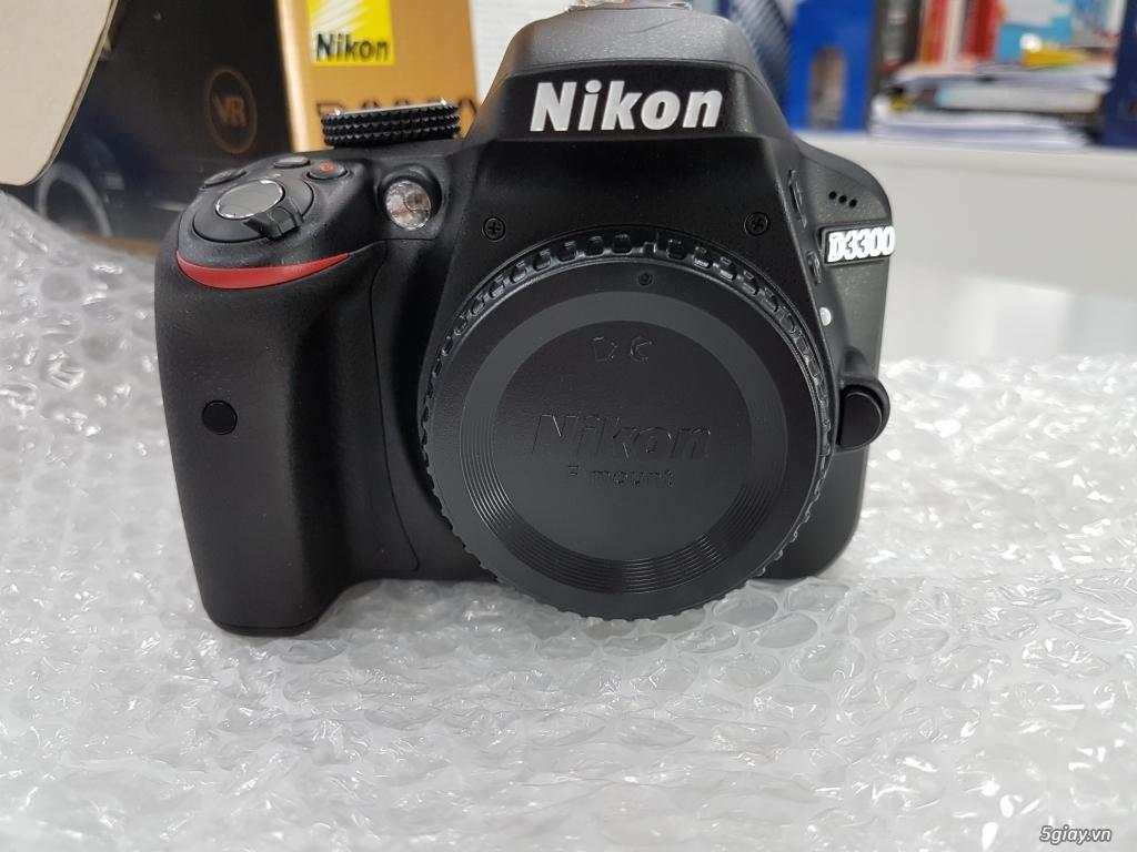 Bán máy ảnh Nikon D3300 - 9