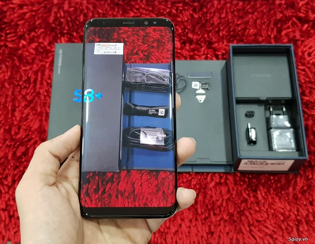 Lê Quân Mobile [Shop bán Điện Thoại Korea lâu đời nhất] >>> Note8 = 15tr6 [256GB = 16tr6] - 14