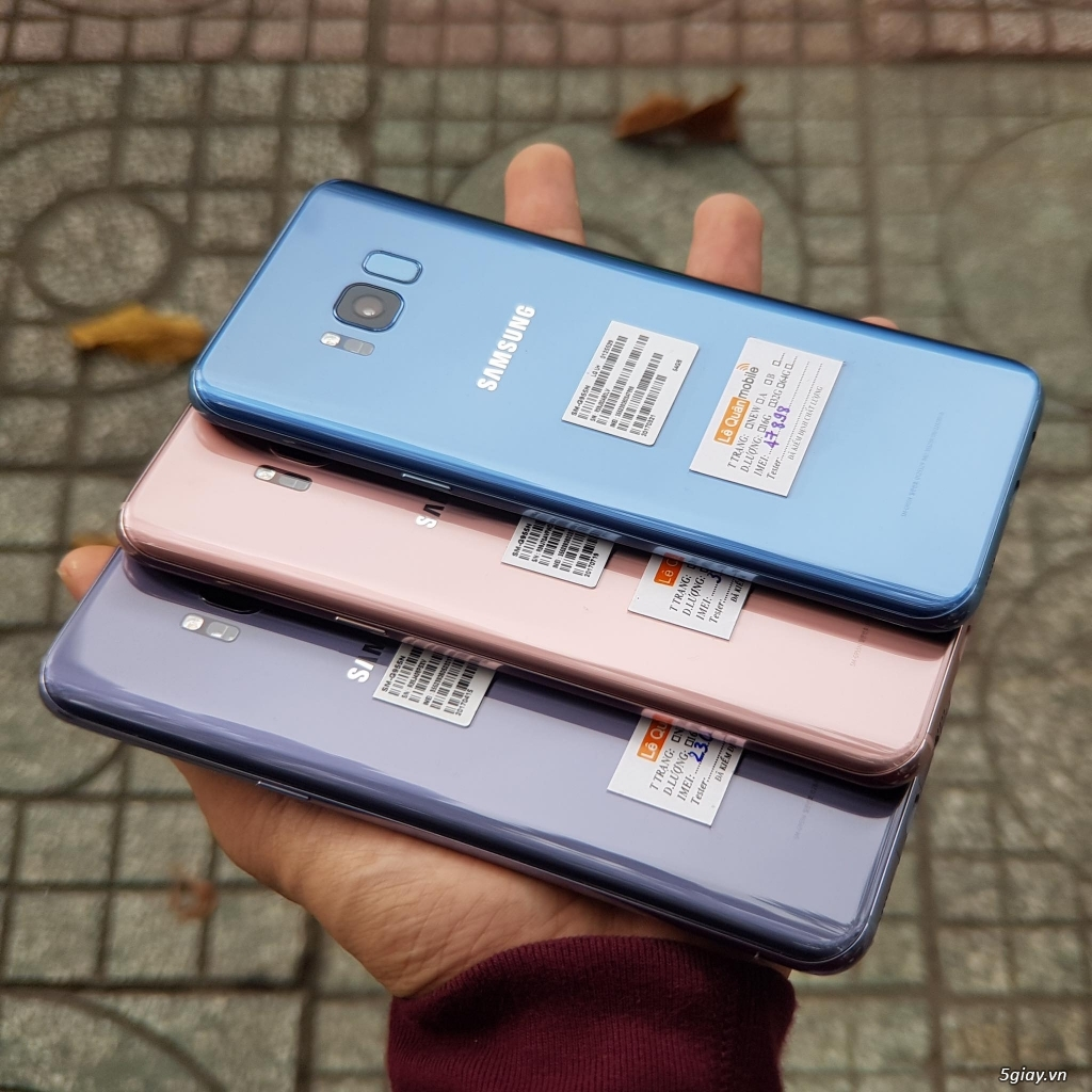 Lê Quân Mobile [Shop bán Điện Thoại Korea lâu đời nhất] >>> Note8 = 15tr6 [256GB = 16tr6] - 15