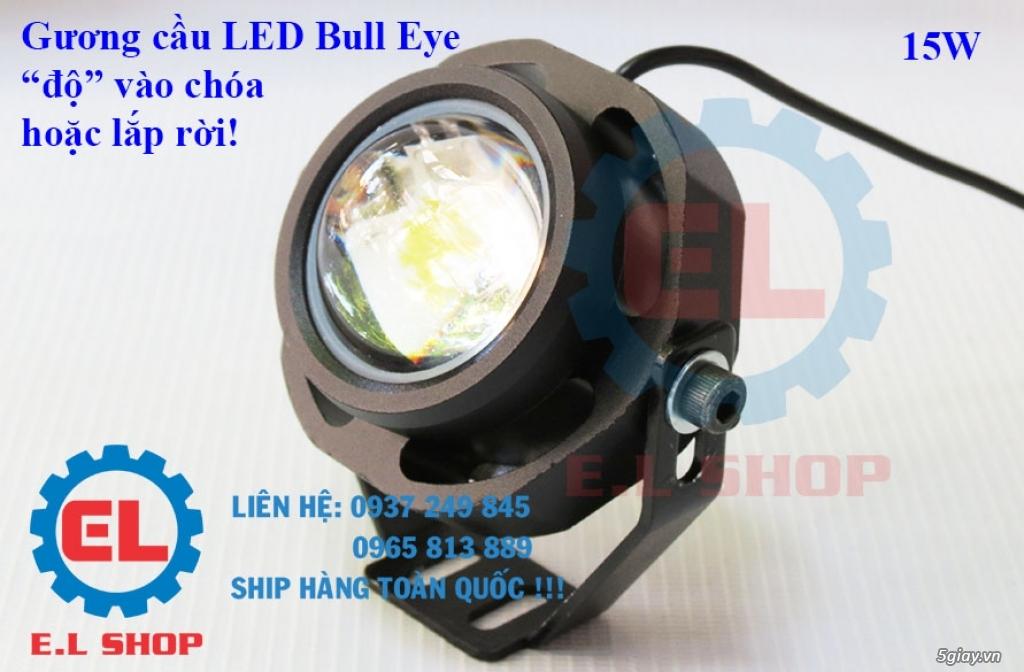 Đèn LED pha phụ cho Mô tô, Ô tô: L4, L4X, L5, L5 NCS, U5, U7, C3, C6.. - 32