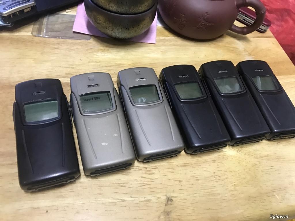 Nokia 8910 hàng sưu tầm, xưa đẹp zin - 2