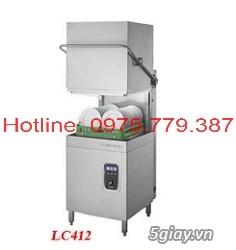 Máy rửa ly chén bát công nghiệp cho cafe, nhà hàng, khách sạn, căn tin - 7