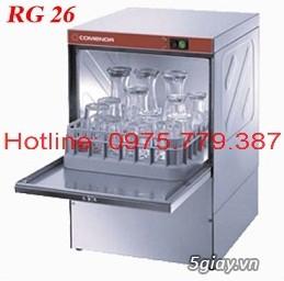 Máy rửa ly chén bát công nghiệp cho cafe, nhà hàng, khách sạn, căn tin - 5