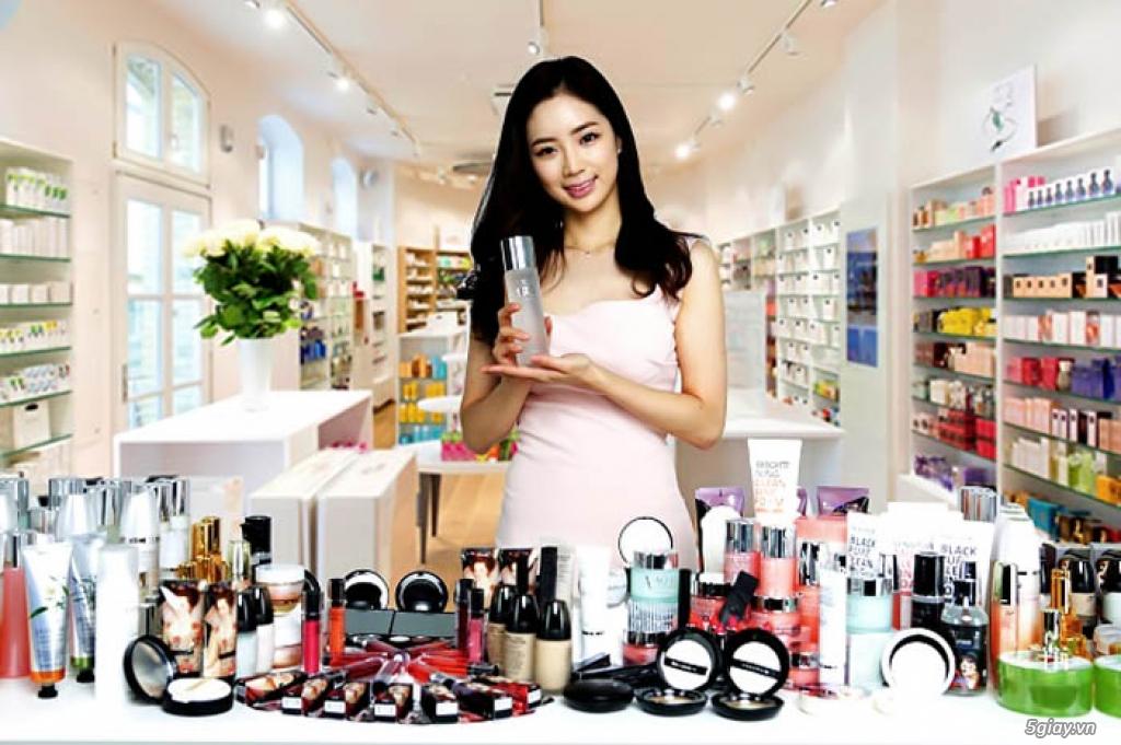 Tp.HCM - Đại lý cấp 1 giá gốc mỹ phẩm Hàn Quốc & Nhật Bản nhập khẩu