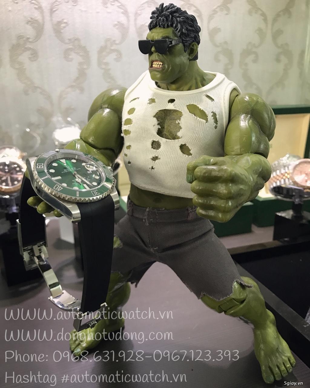 Chuyên đồng hồ Rolex,Hublot,AP, Patek Philippe...Replica1:1 Swiss Made - 36