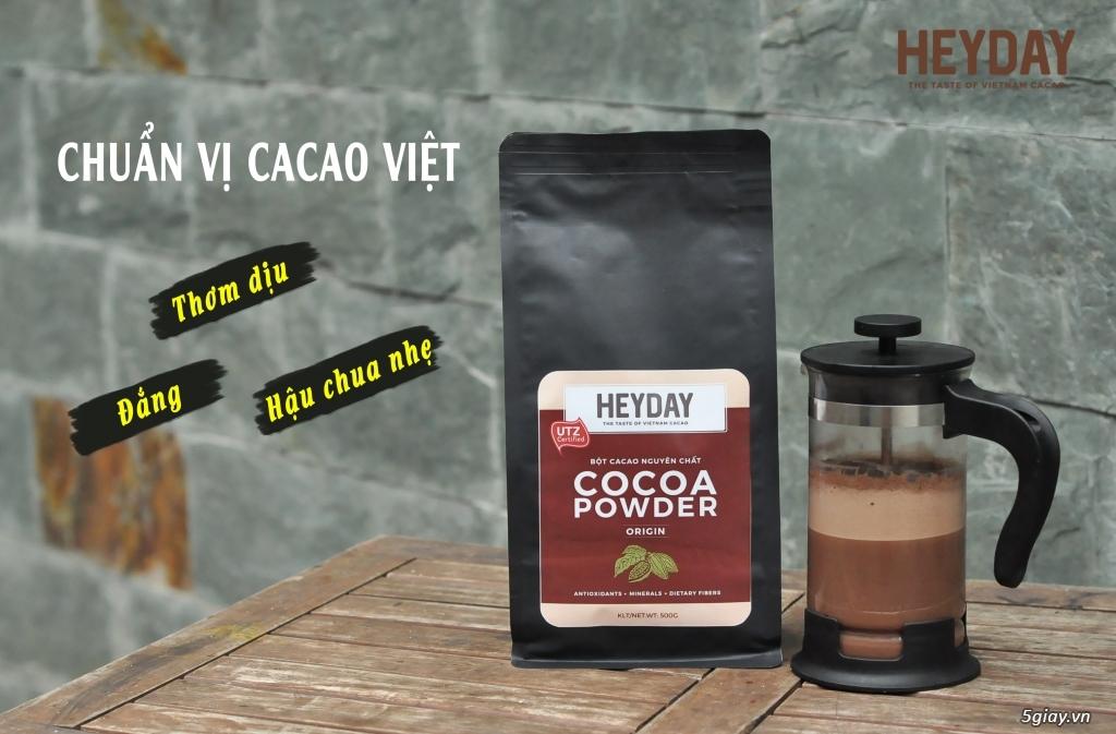 """Dành cho tín đồ """"mê"""" mùi thơm dịu của cacao"""