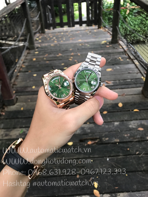 Chuyên đồng hồ Rolex,Hublot,AP, Patek Philippe...Replica1:1 Swiss Made - 26