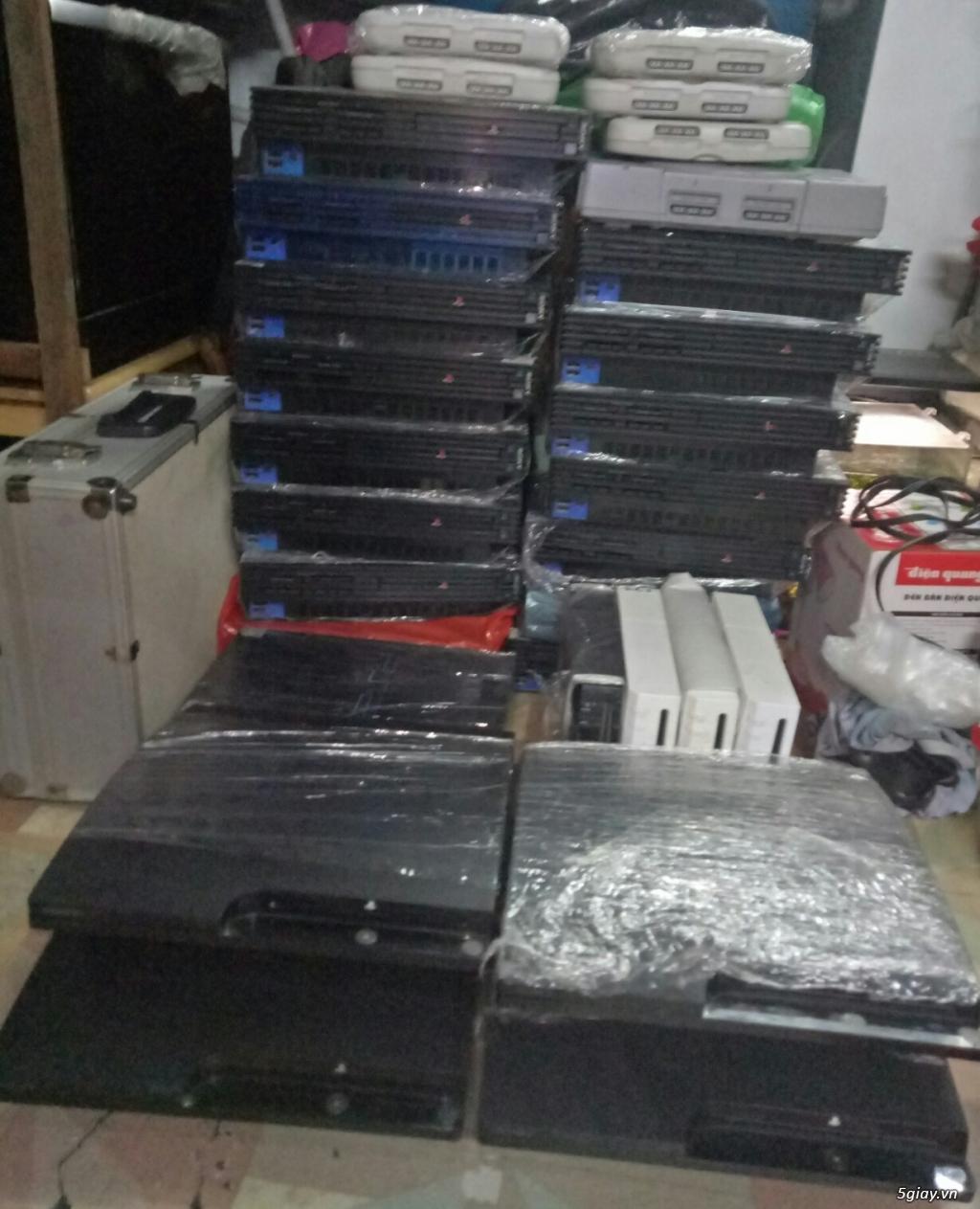 máy điện tử băng 4nút xưa,không quá 500k,PS2 900k-ổ cứng đủ loại-chép game miễn phí-shipcod - 3