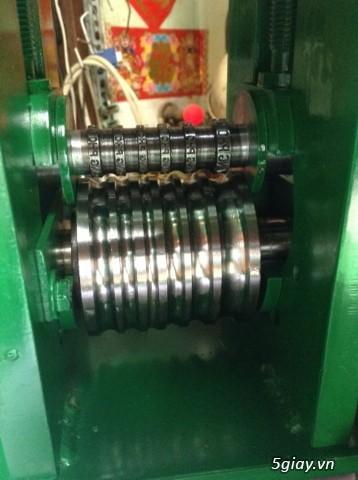 HCM-  Nhận gia công các loại máy Cán Vàng - cán chữ trên Nhẫn VÀNG 24K - 14