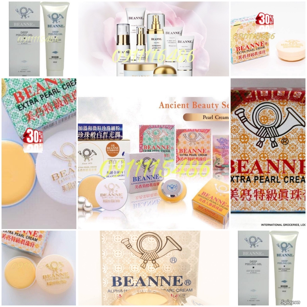 Kem Cây kèn Beanne Cream - Sale Off 30% gọi ngay 0911115486 để nhận KM - 4
